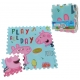 Peppa Pig foam puzzle - 9 elements