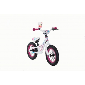 Cossack kids balance bike – white
