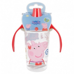 Peppa Pig toddler easy training cup 265 ml