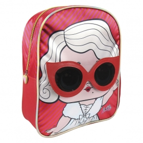 Lol Surprise 3D backpack 31 cm