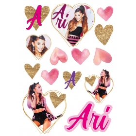 Ariana Grande wall sticker