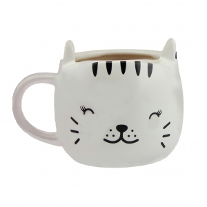 Happy Cat Heat Change Mug