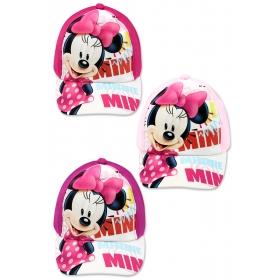 Minnie Mouse baseball hat