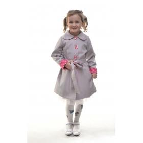 4d4f0b4c64119 Casual spring girl s coat