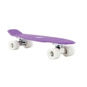 Bored Neon XT Skateboard - Purple