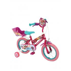 """Disney Princess 2019 14"""" Bike - New Design"""