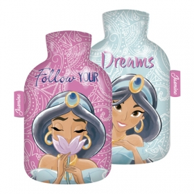 Princess hot water bottle