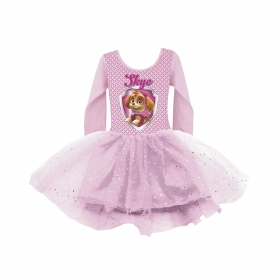 Paw Patrol Dress with tulle