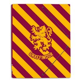 Folder rubber a4  folders harry potter gryffindor