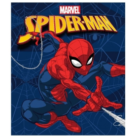 Spiderman boys fleece blanket - sale!