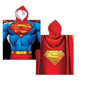Superman poncho towel fast dry