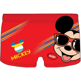 Mickey Mouse swim shorts