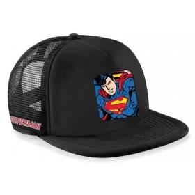 Superman baseball cap