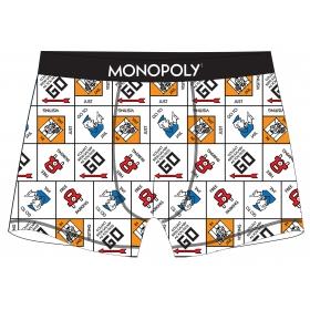 Monopoly man shorts