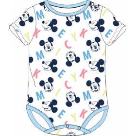 Mickey Mouse baby bodysuit