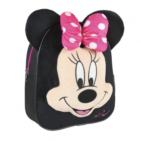 Minnie Mouse 3D backpack 28 cm
