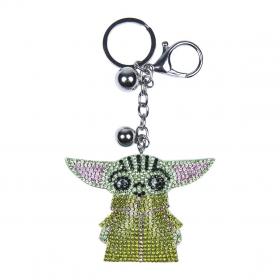 The Mandalorian The Child 3D keychain Cerda