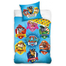Paw Patrol bedset 100x135 cm