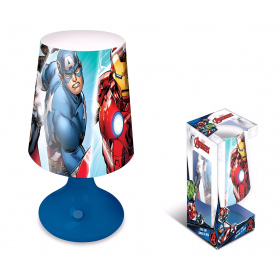 Avengers table lamp