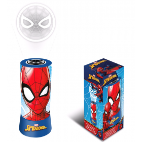 Spiderman LED projector