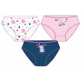 Peppa Pig 3 pack girls panties