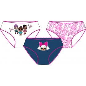 LOL Surprise 3 pack girls panties