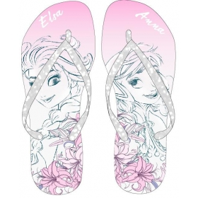 Frozen girls' flip-flops