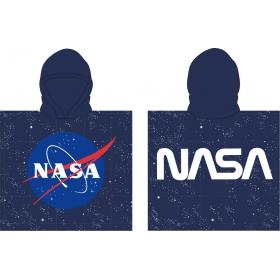 NASA boys' poncho