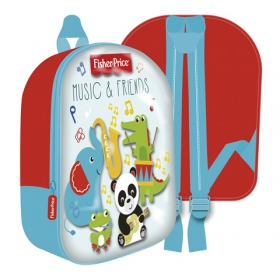 Fisher Price 3D backpack
