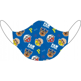 Paw Patrol reusable cotton face mask