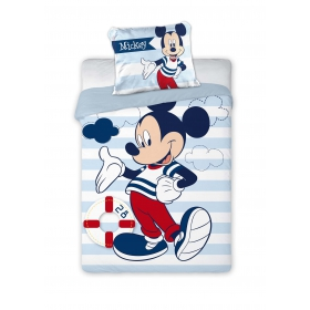 Mickey Mouse Baby bedding 100x135 + 40x60 cm