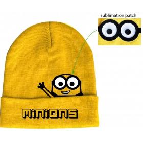 Minions boy's winter hat