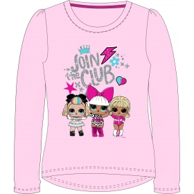 LOL Surprise girls long sleeve t-shirt