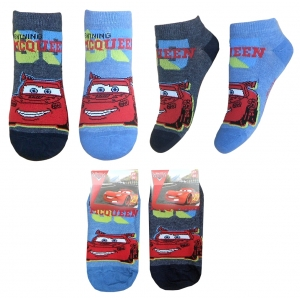 Cars ankle socks